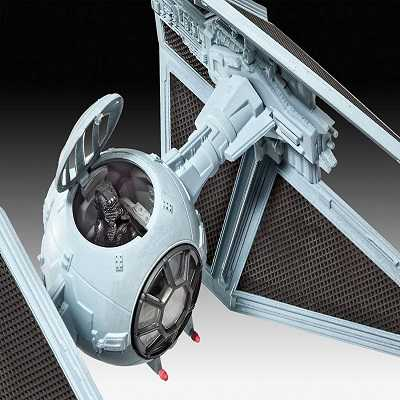 Comprar Maqueta Star Wars Tie Interceptor