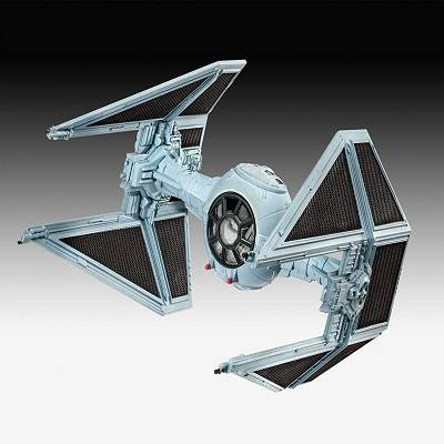Opiniones Star Wars Tie Interceptor. Kit modele