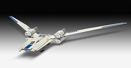 Maqueta Revell U-Wing Fighter con luces