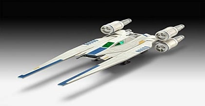 Maqueta revell U-Wing Fighter