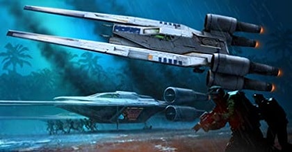 Revell U-Wing Fighter con luces y sonidos
