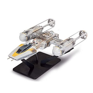 maqueta star wars y-wing